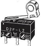 D2FL2A, Микропереключатель с лапкой