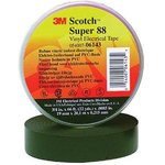 Scotch Super 88 19мм х 20м х 0.22мм черная ...