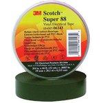 Scotch Super 88 19мм х 20м х 0.22мм черная ...