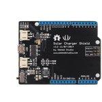 Фото 2/5 Solar Charger Shield v2.2, Зарядное устройство аккумуляторов от солнечных панелей для Arduino проектов