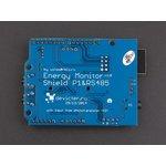 Фото 3/6 Energy Monitor Shield V2, Плата расширения для построения системы мониторинга энергии с приемопередатчик NRF24L01+