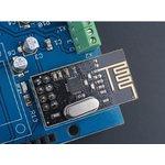 Фото 6/6 Energy Monitor Shield V2, Плата расширения для построения системы мониторинга энергии с приемопередатчик NRF24L01+