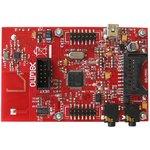 Фото 3/3 STM32-405STK, Стартовый набор для изучения возможностей МК STM32F405RGT6 (CORTEX M4, 168МГц, Flash 1024КБ, SRAM 1