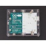Фото 5/5 Arduino UNO R3 Acrylic Enclosure - Clear, Корпус для Arduino Uno (прозрачный)