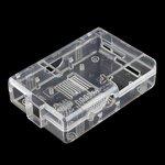 Case for Raspberry Pi Model B [CLEAR], Корпус для одноплатного компьютера Raspberry Pi Model B