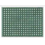 Фото 2/2 Плата макетная 80 х 100мм двусторонняя (соединение по 4)