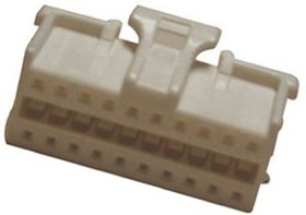 51353-4000, MICROCLASP 2 MM RECEPTACLE HOUSING 40WAY
