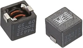 7443330470, WE-HCC SMD FERRITE INDUCTOR 4.7UH 13.0A
