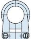 Фото 1/2 M85049/51S12N, Strain Relief Backshell 90° 12 Shell Size Electroless Nickel Aluminum Self Lock