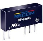 Фото 1/2 RP-0524S, Module DC-DC 5VIN 1-OUT 24V 0.042A 1W Medical 4-Pin SIP Tube