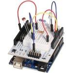 Фото 4/4 Troyka-Shield, Плата расширения с макетной областью для подключения периферийных Arduino модулей