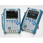 DSO1102B, Портативный осциллограф, 2 канала х 100МГц