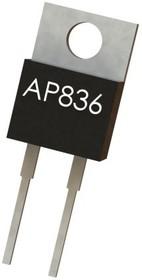 AP836 330R J 100PPM, POWER RESISTOR 35W TO-220