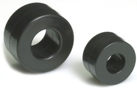 ESD-R-14A, COATED FERRITE EMI CORE 15X6.2-3.5MM