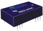 REC5-4812SRWZ/H6/A, Module DC-DC 48VIN 1-OUT 12V 0.42A 5W Medical 8-Pin PDIP Tube