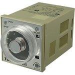 TM48S, Таймер 0-60 мин.(24-240AC/DC)