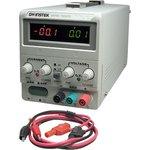 SPS-1820, Источник питания импульсный, 0-18V-20A 2*LED