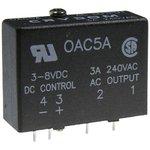 OAC-5A, Модуль I/O, 2.5-6VDC, 3A/240VAC