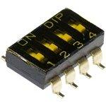 SBS1004 (ВДМ1-4) (SDMR-04-T), Переключатель DIP SMD ...