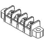 Фото 2/3 38700-6104, Клеммная колодка с перегородкой, 8.26 мм, 1 Ряд, 4 вывод(-ов), 22 AWG, 14 AWG, 15 А