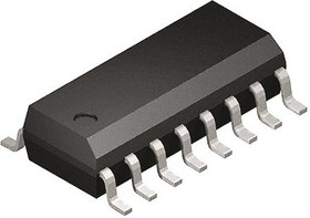 MC74ACT163DG, Counter Single 4-Bit Sync Binary UP Automotive 16-Pin SOIC Tube