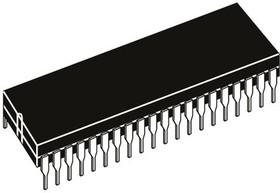 PIC16C77-10I/P, MCU 8-BIT 14K EEPROM WITH ADC PDIP40