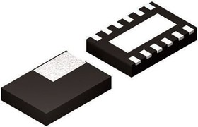 TPS62742DSST, STEP-DOWN CONVERTER 1.8-3.3V 0.4A WSON12