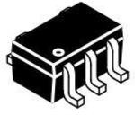 Фото 1/2 M74VHC1G132DFT1G, NAND Gate 1-Element 2-IN CMOS 5-Pin SC-88A T/R