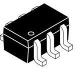 Фото 1/5 NL27WZ14DFT2G, Inverter Schmitt Trigger 2-Element CMOS Automotive 6-Pin SC-88 T/R