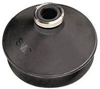 ZP06BN, Vacuum Pad, 6mm Dia, Bell