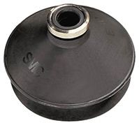 ZP10UGN, Vacuum Pad, 10mm, Conduct