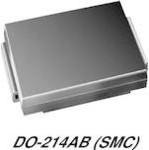 Фото 1/3 S5M-E3/57T, Diode Switching 1KV 5A 2-Pin SMC T/R