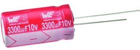 860240678009, AL ELECTROLYTIC CAPACITORS 220UF 50V