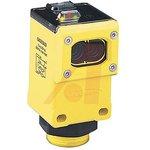 Q456E, Q45 Photoelectric Sensor Through Beam (Emitter) 60 m Detection Range NPN/PNP