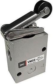 VM230-02-01A, Valve, 3 Port, Side Mount