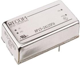 RP15-4815DFW, DC-DC converter RP15-4815