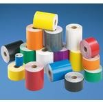 T400X000VX1Y, Tapes Non Adhesive Yellow Vinyl 30.5m