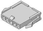 Фото 1/2 0039014052, Conn Housing M 5 POS 4.2mm Crimp ST Panel Mount Mini-Fit Jr™ Bag