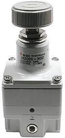 IR1020-01BG, PRECISION REGULATOR, 0.005-0.8MPA, 1/8PT