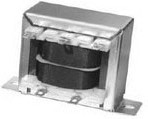 241-3-16A3, Power Transformer 2500Vrms 2.4VA 5 Terminal Quick Connect/Wire Lead Channel Frame