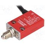 EFM-L-3-51, Концевой выключатель, NO + NC, 5А, макс.240ВAC, макс.240ВDC, IP67