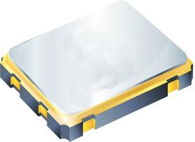 MCSJK-7NC2-24.57600-25-C, Кварцевый генератор, 24.576МГц, 25млн-1, SMD, 5мм x 3.2мм, КМОП, 3.3В