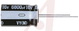 UVY2W4R7MPD, Cap Aluminum Lytic 4.7uF 450V 20% (10 X 12.5mm) Radial 5mm 32mA 1000h 105°C Bulk