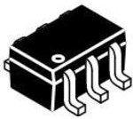 Фото 1/3 MBD54DWT1G, Diode Schottky 0.2A 6-Pin SOT-363 T/R