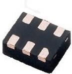 ESDALC6V1-5M6, ESD Suppressor TVS Uni-Dir 6-Pin UQFN T/R