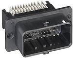 0366380002, Conn CMC HDR 48 POS Solder RA Thru-Hole Automotive Carton