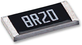 CPF1206B1R27E1, SMD чип резистор, 1.27 Ом, ± 0.1%, 125 мВт, 1206 [3216 Метрический], Thin Film, Precision