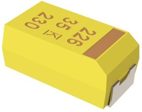 Фото 1/2 T491D475K035AT, чип тант.35В 4.7мкФ 10% D