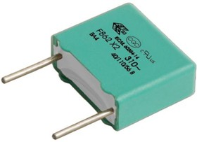 F862BY474K310ALR0L, Capacitor Film F862 X2 0