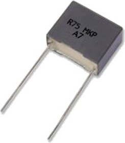 Фото 1/2 R75MI32204030J, 220nF Polypropylene Capacitor PP 220 V ac, 400 V dc ±5% Tolerance Through Hole R75 Series